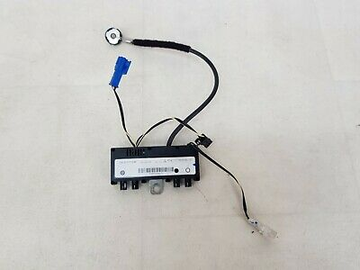 Peugeot 307Cc 03-09 2 Door Convertible Antenna Aerial Amplifier 9655796780