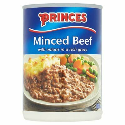 Princes Minced Beef with Onions in a Rich Gravy 392g