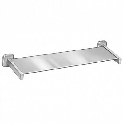 New Bradley 9094 Bathroom Shelf 127Mm Deep - Silver 600Mm