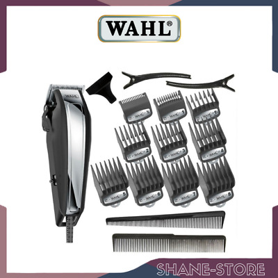 Wahl Chrome Pro Premium Tosatrice Kit Completo Professionale
