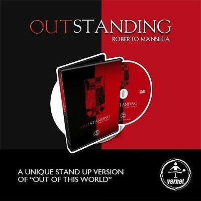 OUT-STANDING by Roberto Mansilla and Vernet - Magic Tricks