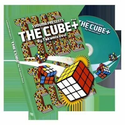 The Cube by Takamitsu Usui - Magic Tricks