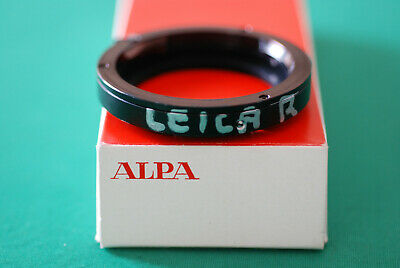 1 Alpa Bag For Leica R Mount