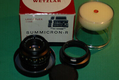 Leica Summicron 50/2 2Cam, Like New, Boxed