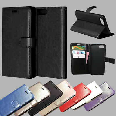 Case for iPhone 6 7 8 5s PLUS XS Max XR Flip Wallet Leather Cover Magntic Luxury