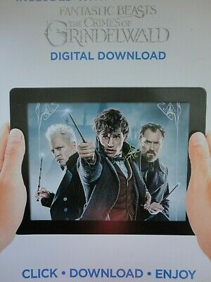 Fantastic Beasts The Crimes of Grinelwald Download Code for Google Play