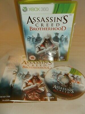 Xbox 360 Console Game - Assassins Creed Brotherhood