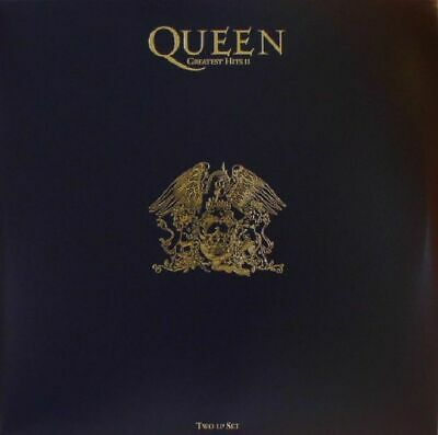 QUEEN - Greatest Hits II (reissue) (half speed remastered) - Vinyl (LP)