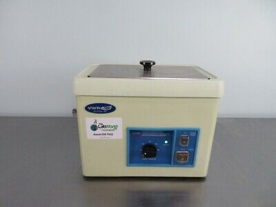 VWR B2500A-MT Ultrasonic Cleaner with Warranty SEE VIDEO