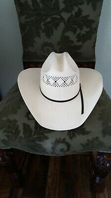 452c2a9a37a9d JUSTIN BY MILANO Hat Co. Rodeo XX 100% WOOL COWBOY WESTERN HAT SIZE ...