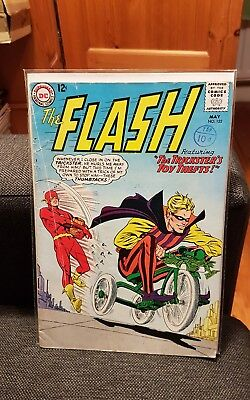 The Flash 152 The Trickster's Toy Thefts
