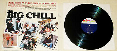 """1984 """"more Songs From The Big Chill Soundtrack"""" Vinyl Lp--Motown #6094Ml-Vg Cond"""