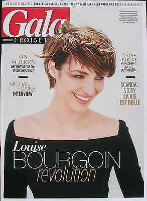 GALA CROISETTE édition collector FESTIVAL CANNES 2015 - LOUISE BOURGOIN / NEUF