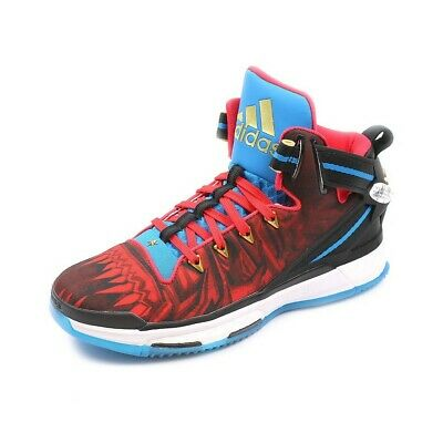 wholesale dealer 46172 c269a Chaussures D Rose 6 Boost Basketball Rouge Homme Adidas Rouge