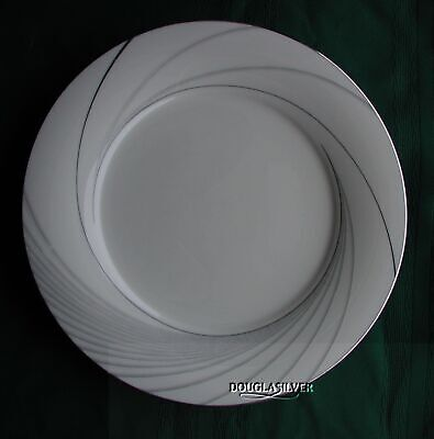 "Noritake Sterling Tide China 10 5/8"" Dinner Plate (S)"