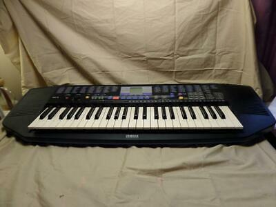 YAMAHA PSR-78 ELECTRONIC Keyboard 49 Key 100 Sounds 100 styles & 20 songs