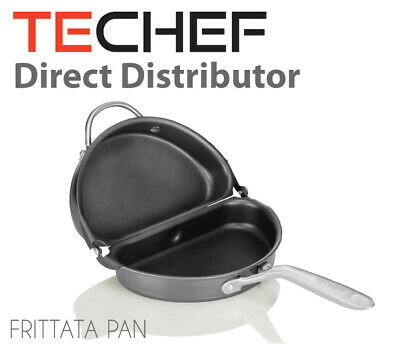 TECHEF - Frittata and Omelette Pan, Made in Korea