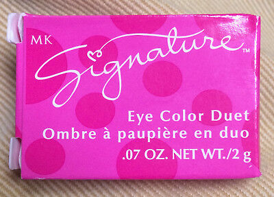 Mary Kay Signature Eye Color Duet .07 Oz. [Discontinued] NEW NIB YOU PICK COLOR