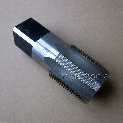 """2"""" - 11 HSS BSPP Right hand Pipe Tap"""