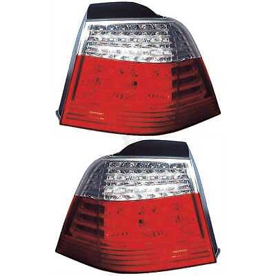 Rear Light Set Exterior LED for BMW 5 Series Touring E61 Built 1.2007-12.2008