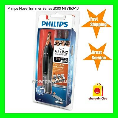 Philips Series 3000 Nose Hair Trimmer NT3160 /10 New eBC