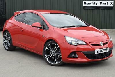 2014 Vauxhall Astra GTC 2.0 CDTi 16v Limited Edition (s/s) 3dr