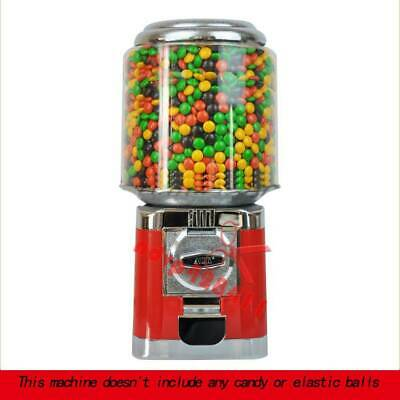 New Wholesale Vending Products Bulk Vending Gumball Candy Dispenser Machine Red