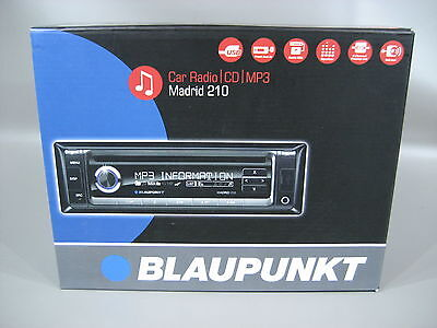 Blaupunkt Madrid  210  CD MP3 USB Autoradio