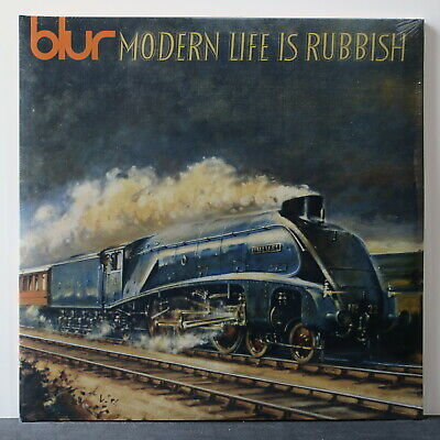 BLUR 'Modern Life Is Rubbish' Gatefold Vinyl 2LP NEW/SEALED