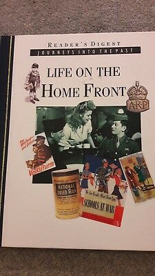 Life On The Home Front Book Readers Digest Hardback Journeys Into The Past 1994