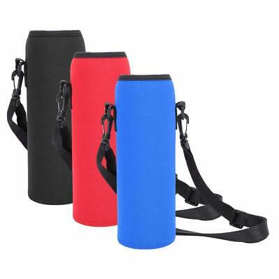 Water Bottle Thermal Holder Sling Bag Scald-Proof Case Cover for Outdoor Sports