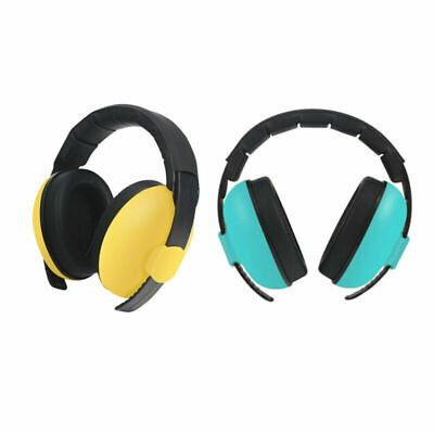 Hearing Protection Earmuff Soundproof Skin-friendly Headpset for Infant Baby