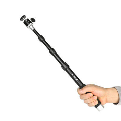 Gopro Stick Selfie Monopod Pole Extendable Monopod with Ball Head for Xiaomi Yi