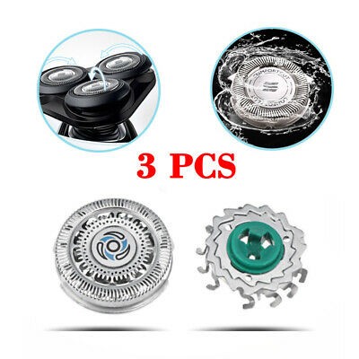 3pcs Shaver Blade Heads For Philips Series 9000/7000 SH90/SH70 Razor
