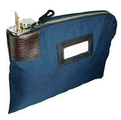 MMF Industries Seven Pin Security Banking Money Bag