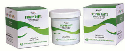 PYRAX PROPHY PASTE FOR POLISHING and FLUORIDATION AFTER SCALING MINT FLAVOUR