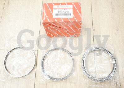 Genuine Mitsubishi Piston Ring Set ME995590