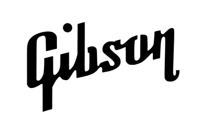 2 x Gibson Guitar Headstock Compatible Vinyl Decal Stickers  - Various Colours