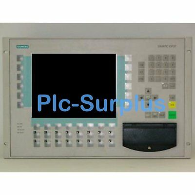 1PC Used Siemens 6AV3637-1LL00-0AX0 tested In Good Condition