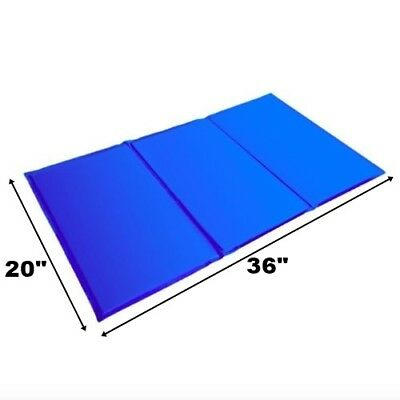 """Large Pet Dog Cooling Mat Pad for Kennels, Crates for pet 36"""" X 20"""" NEW"""