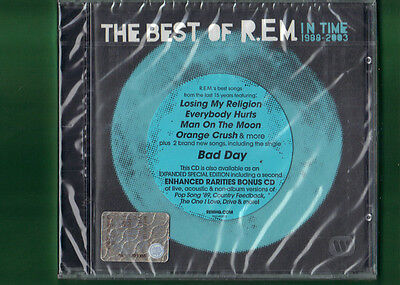 Rem - The Best Of In Time 1988-2003 Cd Nuovo Sigillato