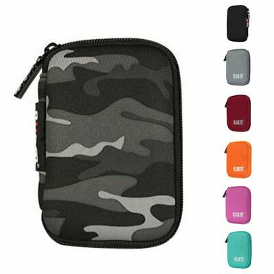 USB Flash Drive Carrying Case Cable Organizer Pouch Travel Bag Protection Holder