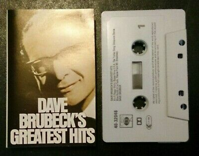 Dave Brubeck - Dave Brubeck's Greatest Hits - NM/VG+/VG+ Cassette