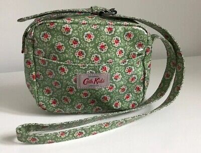 Girls Cath Kidston Kids Shoulder Messenger Bag Green - New Without Tags