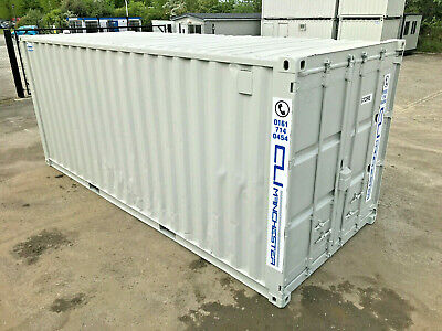 20ft x 8ft - Storage Container   Shipping Container   Plywood Lined   Electrics
