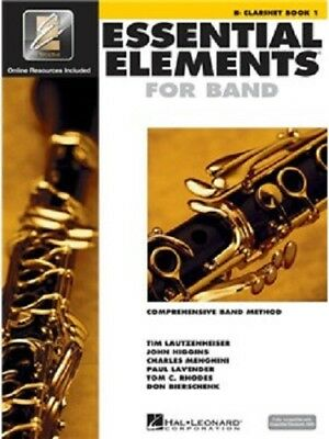 ESSENTIAL ELEMENTS 2000 TUBA  Book 1 with CD and DVD Comprehensive Band Method