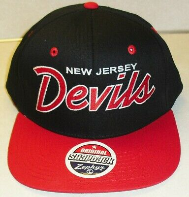 ZEPHYR NHL NEW Jersey Devils Arena Exclusive