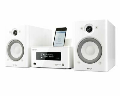 Denon Ceol Piccolo Network Music System with Wi-Fi, DLNA, Airplay and Speakers