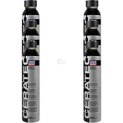 6x Liqui Moly 3721 Cera Tec Additiv 300ml Öl High Tech Keramik
