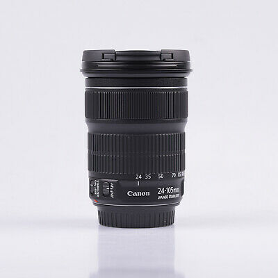 Canon EF 24-105mm f/3.5-5.6 IS STM Objectif (boîte blanche)